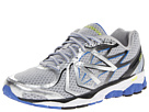 New Balance M1080v4 Silver Shoes
