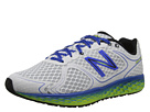 New Balance Fresh Foam 980 Cobalt Blue, Green Gecko Shoes