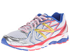 New Balance W1080v4 White, Coral, Campanula Shoes