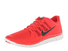 Nike - Free 5.0+ (Light Crimson/Gym Red/Summit White/Black)