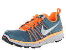 Nike - Flex Trail 2 (Night Factor/Total Orange/Wolf Grey/Metallic Silver)