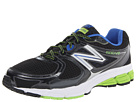 New Balance M680v2 Black, Blue, Green Shoes