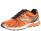 New Balance M870v3 Orange, White Shoes