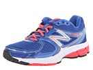 New Balance W680v2 Blue, Pink Shoes