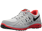 Nike - Dual Fusion Run 2 (Pure Platinum/Wolf Grey/Light Crimson/Black)