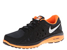 Nike - Dual Fusion Run 2 (Anthracite/Black/Total Orange/Metallic Silver)