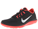 Nike - FS Lite Run (Black/Light Crimson/Metallic Silver)