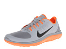 Nike - FS Lite Run (Wolf Grey/Total Orange/Black)