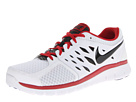 Nike - Flex 2013 Run (White/Gym Red/Black)