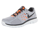 Nike - Flex 2013 Run (Wolf Grey/Total Orange/Anthracite/Black)