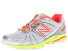 New Balance W770v4 Silver, Yellow Shoes