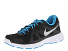 Nike - Revolution 2 (Black/Vivid Blue/White/Metallic Silver)