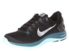 Nike - Lunarglide+ 5 (Black/Night Factor/Glacier Ice/Summit White)