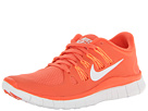 Nike - Free 5.0+ (Turf Orange/Atomic Orange/Summit White/Summit White)
