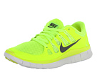 Nike - Free 5.0+ (Volt/Summit White/Barely Volt/Medium Base Grey)