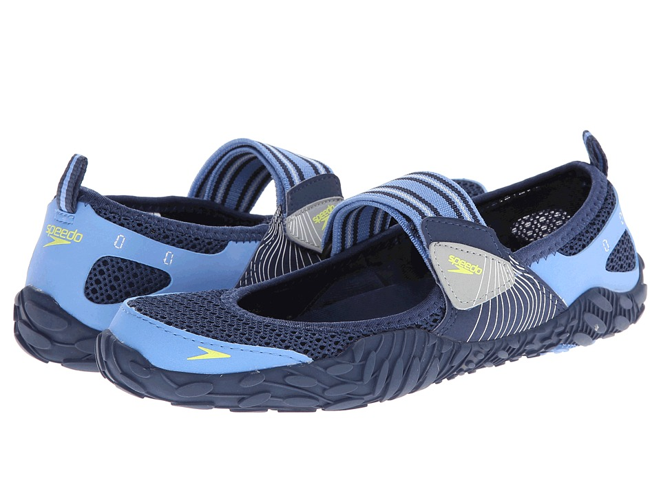 Speedo Offshore Strap Insignia Blue/Provence Womens Shoes