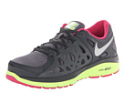 Nike - Dual Fusion Run 2 (Dark Grey/Anthracite/Volt Ice/Metallic Silver)