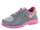Nike - Dual Fusion Run 2 (Wolf Grey/Cool Grey/Red Violet/Atomic Orange)