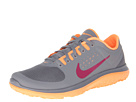 Nike - FS Lite Run (Cool Grey/Atomic Orange/Bright Magenta)
