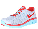 Nike - Flex 2013 Run (Pure Platinum/Light Crimson/Glacier Ice/Light Crimson)