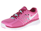 Nike - Flex 2013 Run (Red Violet/Bright Magenta/Glacier Ice/White)