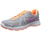 Nike - Revolution 2 (Wolf Grey/Atomic Orange/White/Red Violet)