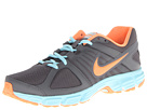 Nike - Downshifter 5 (Dark Grey/Glacier Ice/Atomic Orange)