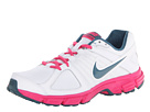 Nike - Downshifter 5 (Summit White/Vivid Pink/Night Factor)