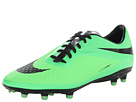 Nike - Hypervenom Phelon FG (Neo Lime/Poison Green/Metallic Silver/Black)