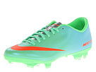Nike - Mercurial Victory IV FG (Neo Lime/Metallic Silver/Polarized Blue/Total Crimson)