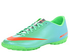 Nike - Mercurial Victory IV TF (Neo Lime/Metallic Silver/Polarized Blue/Total Crimson)