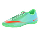 Nike - Mercurial Victory IV IC (Neo Lime/Metallic Silver/Polarized Blue/Total Crimson)