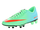 Nike - Mercurial Vortex (FG) (Neo Lime/Metallic Silver/Polarized Blue/Total Crimson)