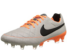 Nike - Tiempo Legacy FG (Desert Sand/Atomic Orange/Black)