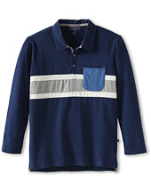 Toobydoo - Big Race Polo (Infant/Toddler/Little Kids/Big Kids)