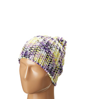 BCBGeneration - Colorful And Cozy Pom Hat