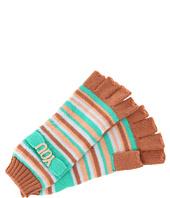 BCBGeneration - City Stripe Fingerless Gloves