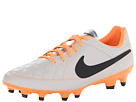 Nike - Tiempo Genio Leather FG (Desert Sand/Atomic Orange/Black)
