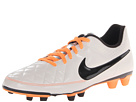 Nike - Tiempo Rio II FG (Desert Sand/Atomic Orange/Black)