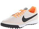 Nike - Tiempo Genio Leather TF (Desert Sand/Atomic Orange/Black)