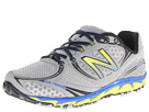 New Balance MT810v3 Silver, Blue Shoes