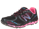 New Balance WT810v3 Black, Pink Shoes