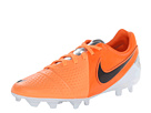 Nike - CTR360 Libretto III FG (Atomic Orange/Total Orange/Black)