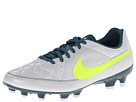 Nike - Tiempo Genio FG (White/Night Factor/Volt)