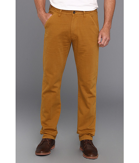 Search levis made crafted spoke slim chino in bronze brown for Levis made and crafted spoke chino