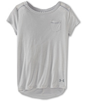 Under Armour Kids - UA Studio Pocket Tee (Big Kids)