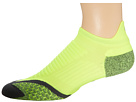 Nike - Elite Running Cushion No Show Tab (Volt/Anthracite/Anthracite)