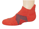 Nike - Dri-Fit Cushioned Dynamic Arch No Show 1-Pair Pack (Light Crimson/Gym Red/ Dark Grey)