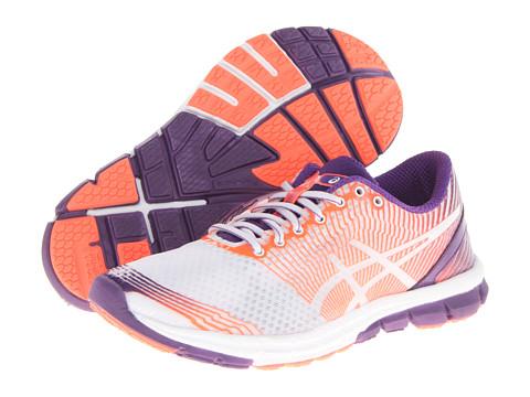 ASICS - GEL-Lyte33 3 (Grape/White/Hot Coral) - Footwear