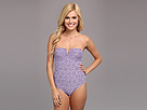 Lole - Rhodes One Piece Swimsuit (Island Purple Bubble Tea) - Apparel<br />